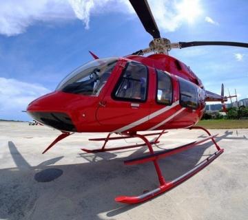 Обзорный тур на вертолете в Куала - Лумпуре