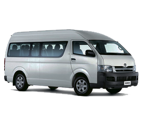 Toyota Hiace 2.5 Manual