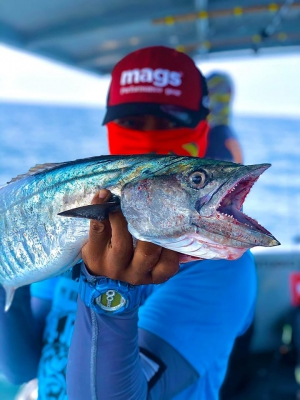 Троллинг и донная рыбалка на острове Лангкави