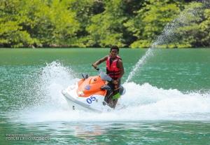Активные туры на гидроциклах юг острова