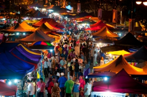 Вечерний тур по Лангкави