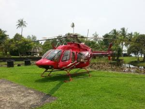 Вертолетные экскурсии по острову Лангкави